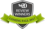 Top 20 by SIMPLY Review Winners 2017